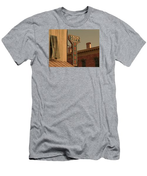 Ybor City Drugs Men's T-Shirt (Slim Fit) by Robert Youmans