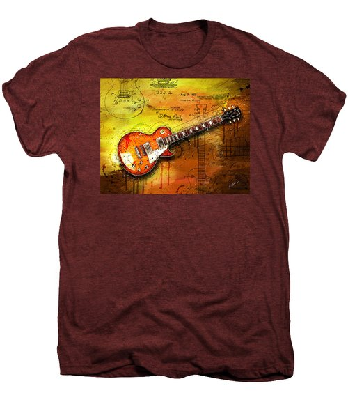 55 Sunburst Men's Premium T-Shirt by Gary Bodnar