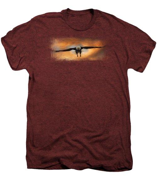 Breakthrough Men's Premium T-Shirt by Jai Johnson