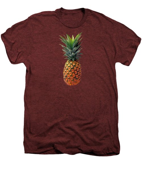 Pineapple Men's Premium T-Shirt by T Shirts R Us -