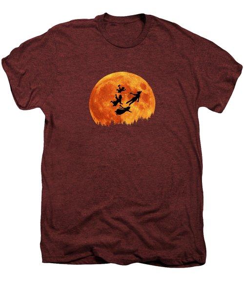 Take Me To Neverland Men's Premium T-Shirt by Koko Priyanto