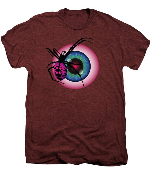 The Eye Of Fear Men's Premium T-Shirt by MM Anderson