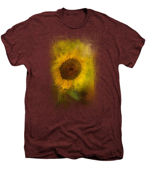The Happiest Flower Men's Premium T-Shirt by Jai Johnson