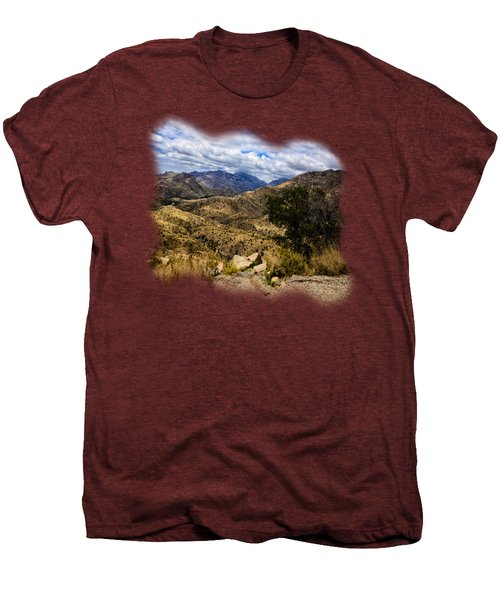 Windy Point No.15 Men's Premium T-Shirt by Mark Myhaver
