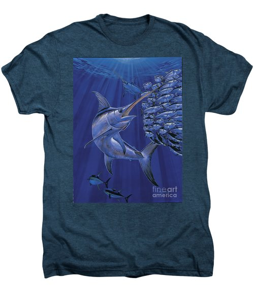 Gladiator Off0080 Men's Premium T-Shirt by Carey Chen