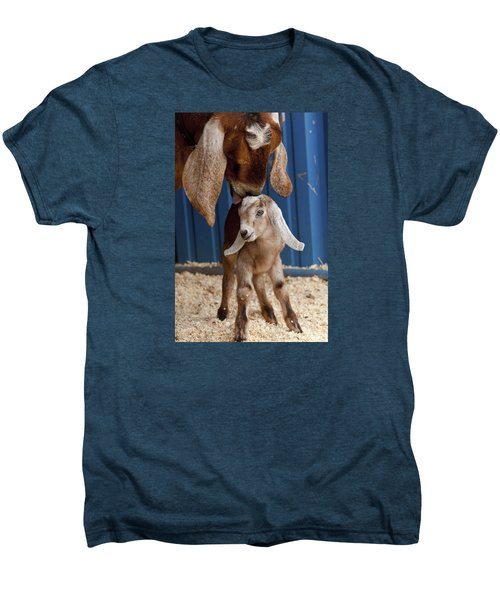 Licked Clean Men's Premium T-Shirt by Caitlyn  Grasso
