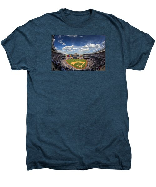 The Stadium Men's Premium T-Shirt by Rick Berk