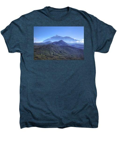 Tenerife - Mount Teide Men's Premium T-Shirt by Joana Kruse