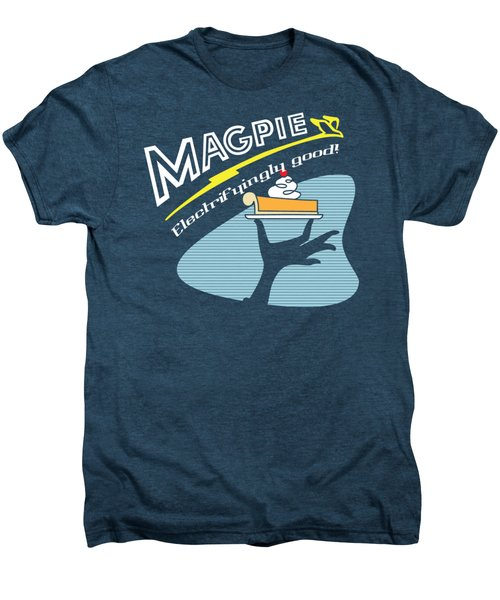 Mag Pies Men's Premium T-Shirt by Luis Pangilinan