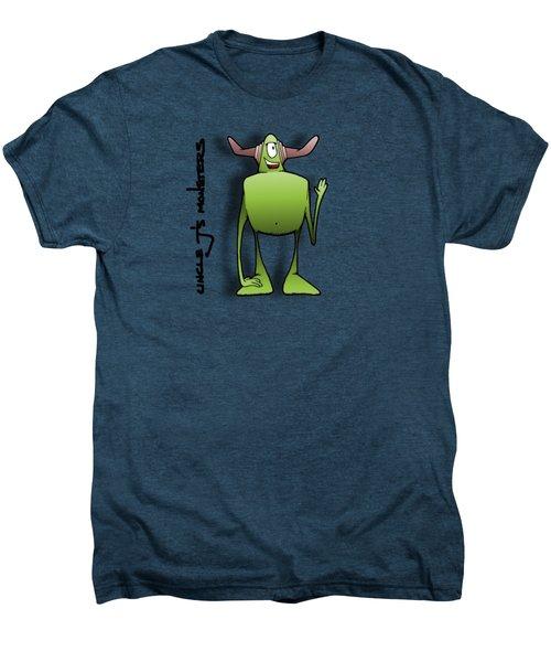 Tollak Men's Premium T-Shirt by Uncle J's Monsters