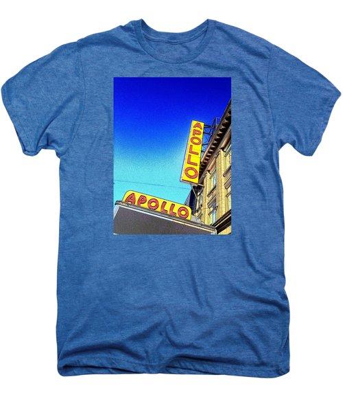 The Apollo Men's Premium T-Shirt by Gilda Parente