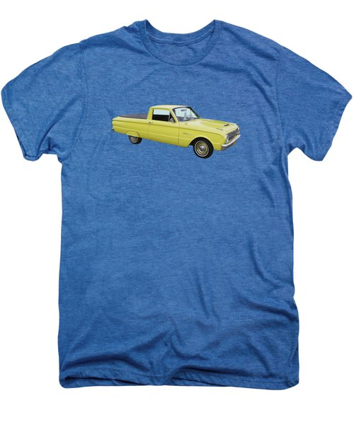1962 Ford Falcon Pickup Truck Men's Premium T-Shirt by Keith Webber Jr