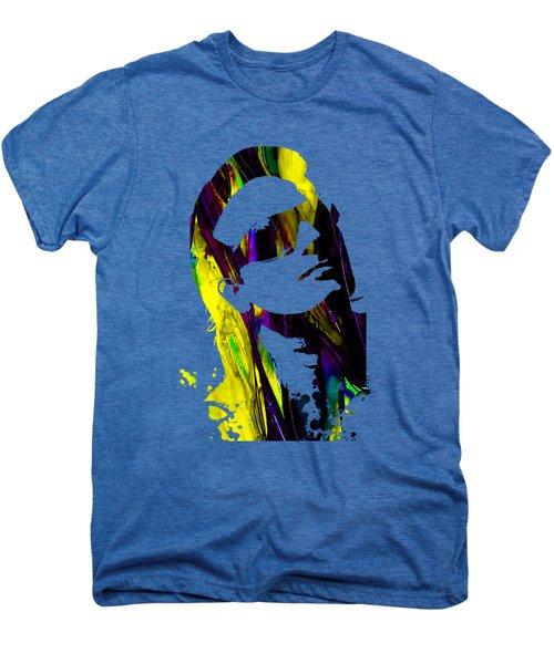 Bono Collection Men's Premium T-Shirt by Marvin Blaine