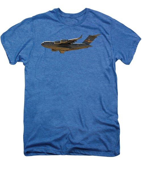 C-17 Globemaster IIi Men's Premium T-Shirt by Mark Myhaver