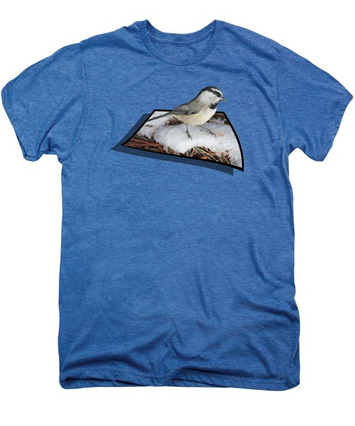 Cold Feet Men's Premium T-Shirt by Shane Bechler