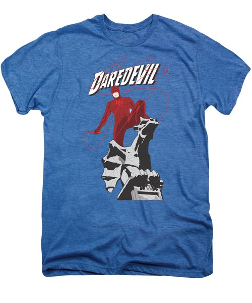 Daredevil Men's Premium T-Shirt by Troy Arthur Graphics