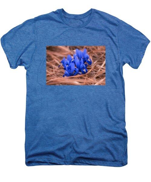 Irises Men's Premium T-Shirt by Konstantin Sevostyanov