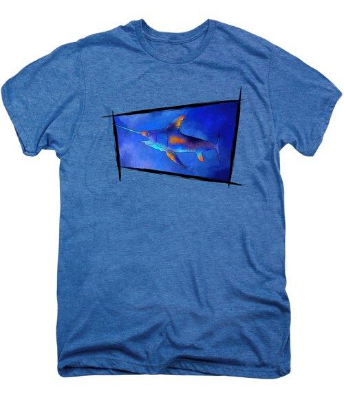 Kauderon V1 - Beautiful Swordfish Men's Premium T-Shirt by Cersatti