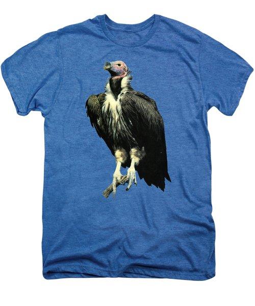 Lappet Face Vulture Men's Premium T-Shirt by Teresa  Peterson
