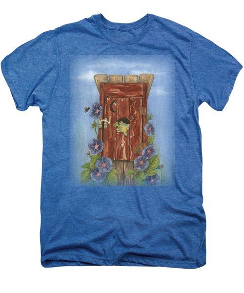 Nature Calls Men's Premium T-Shirt by Julie Senf