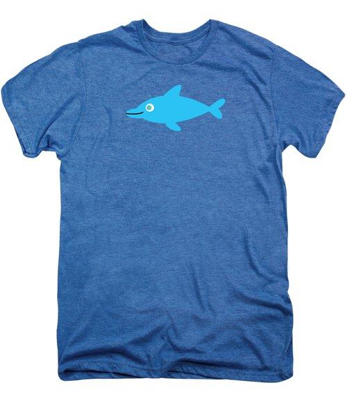 Pbs Kids Dolphin Men's Premium T-Shirt by Pbs Kids