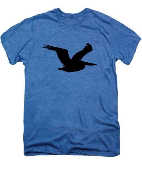 Pelican Profile .png Men's Premium T-Shirt by Al Powell Photography USA
