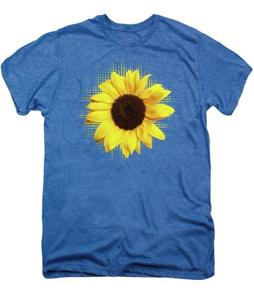 Sunlover Men's Premium T-Shirt by Gill Billington