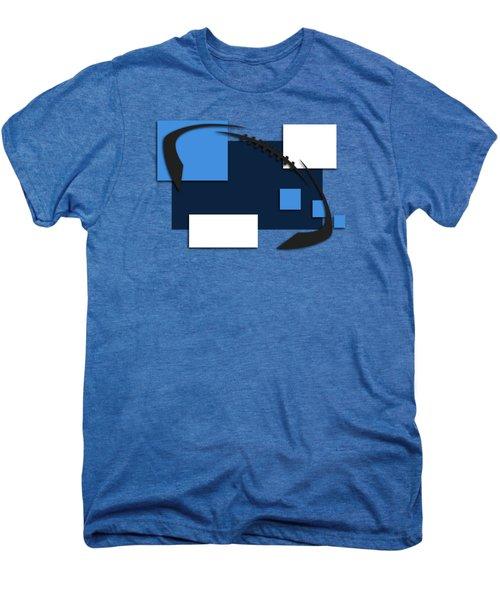 Tennessee Titans Abstract Shirt Men's Premium T-Shirt by Joe Hamilton