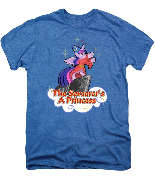 The Sorcerer's A Princess Men's Premium T-Shirt by J L Meadows