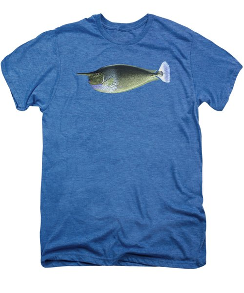 Unicorn Fish Men's Premium T-Shirt by Roy Pedersen