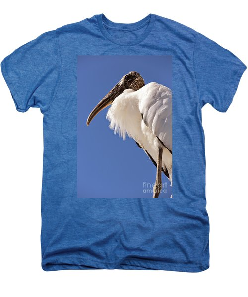 Wonderful Wood Stork Men's Premium T-Shirt by Carol Groenen