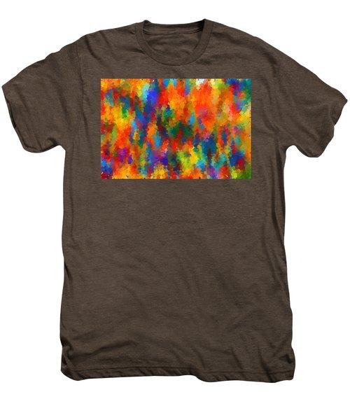 Be Bold Men's Premium T-Shirt by Lourry Legarde