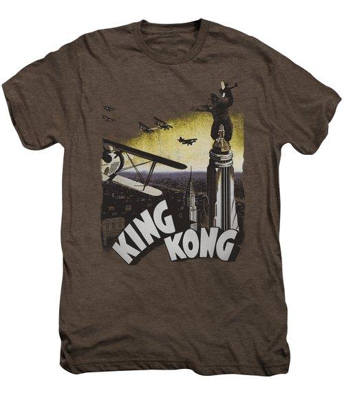 King Kong - Final Battle Men's Premium T-Shirt by Brand A