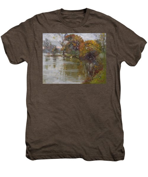 November 4th At Hyde Park Men's Premium T-Shirt by Ylli Haruni