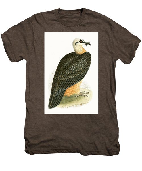 Bearded Vulture Men's Premium T-Shirt by English School