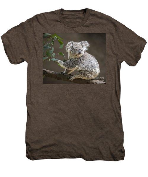 Breakfast Men's Premium T-Shirt by Jamie Pham