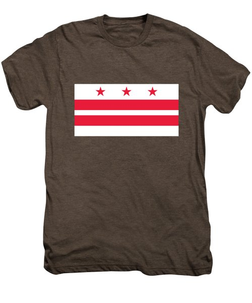District Of Columbia Men's Premium T-Shirt by Frederick Holiday