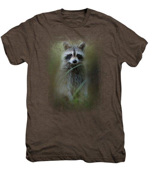 Little Bandit Men's Premium T-Shirt by Jai Johnson