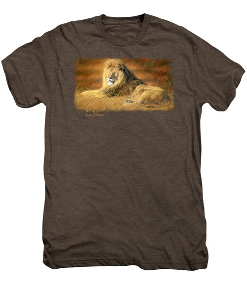 Majestic Men's Premium T-Shirt by Lucie Bilodeau