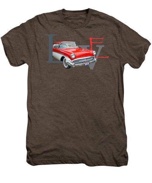 Love Men's Premium T-Shirt by Laur Iduc