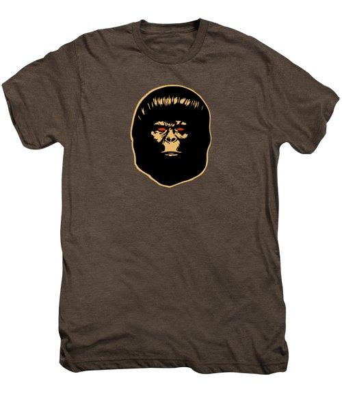 The Ape Men's Premium T-Shirt by Jurgen Rivera