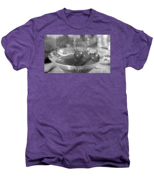 Shirley Temple Drink Men's Premium T-Shirt by Iris Richardson