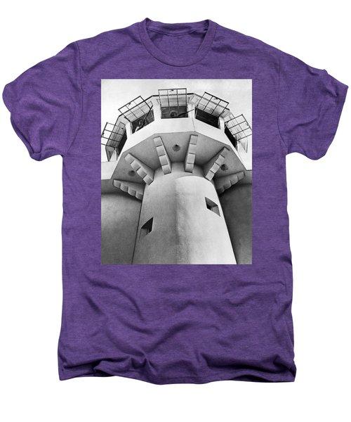 Prison Guard Tower Men's Premium T-Shirt by Underwood Archives