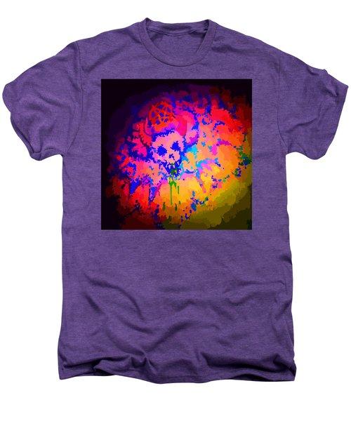 Acid Bat Men's Premium T-Shirt by Jordan Kotter