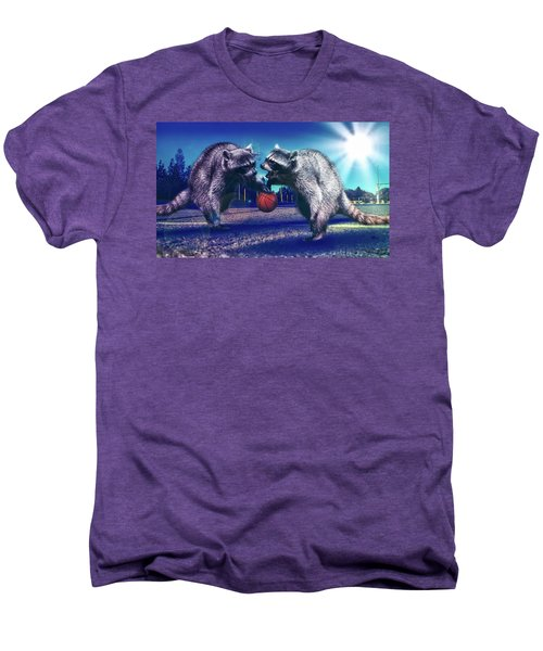 Defense Men's Premium T-Shirt by Jonny Lindner