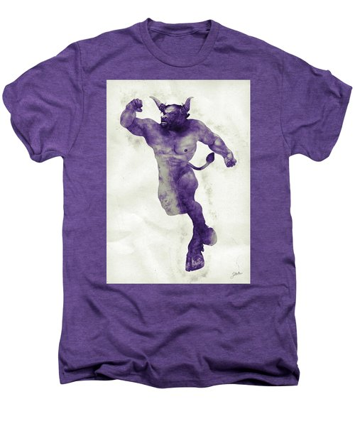 El Torito Guapo Men's Premium T-Shirt by Joaquin Abella