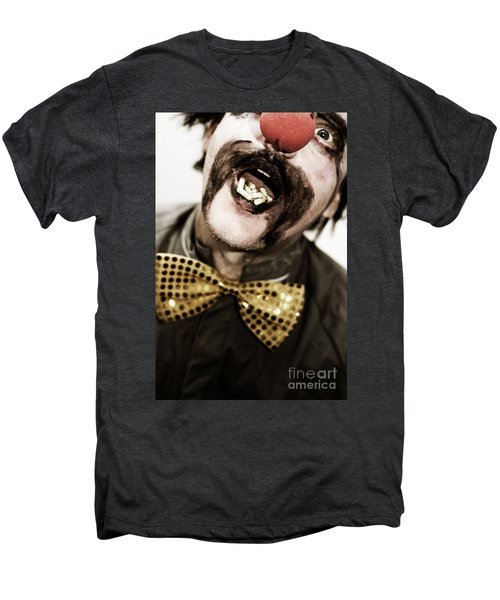 Dose Of Laughter Men's Premium T-Shirt by Jorgo Photography - Wall Art Gallery