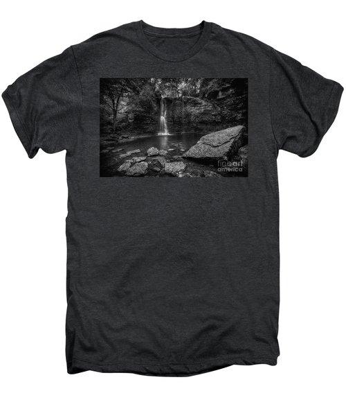 Hayden Falls Men's Premium T-Shirt by James Dean