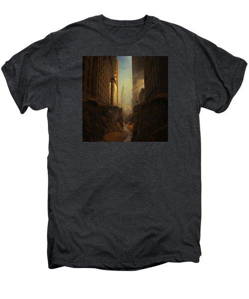 2146 Men's Premium T-Shirt by Michal Karcz