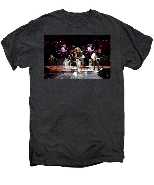 Aerosmith - Austin Texas 2012 Men's Premium T-Shirt by Epic Rights